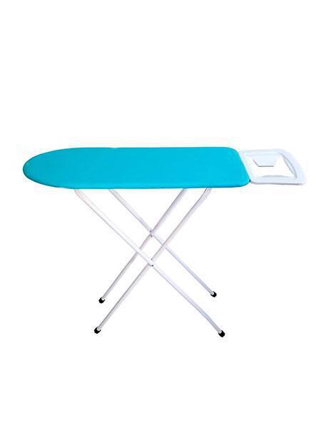 میز اتو خانگی آبی فیروزه ای