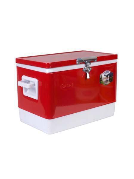 یخدان مسافرتی سراب ظرفیت 47 لیتری قرمز