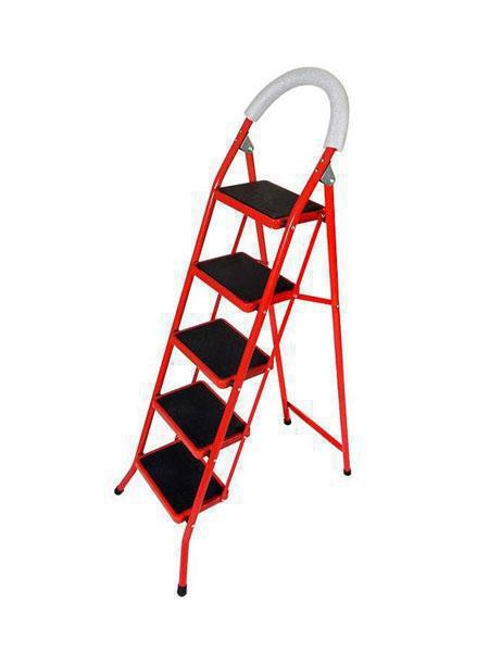 نردبان پنج پله فاتح مدل SiDaCo.Fa5s